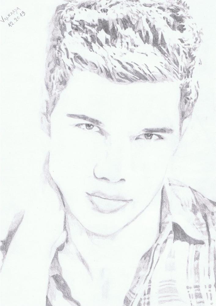 Taylor Lautner by Valkarya